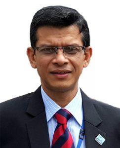 Dr. Dipu Moni MP